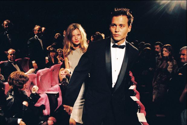 Johnny Depp, 35 ans de cinéma, d'histoires d'amour et de scandales