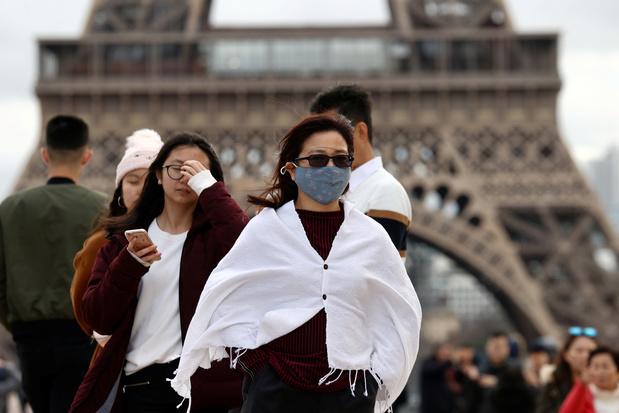 Coronavirus: La situation se dégrade en France sur le front de l'épidémie