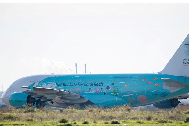 L'avion transportant les Belges rapatriés de Chine est arrivé à Melsbroek