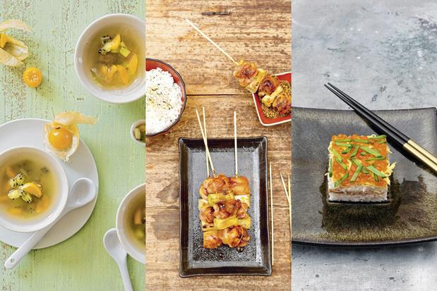 Le Japon, pays où la cuisine est plus qu'une histoire de goût (+ 3 recettes)