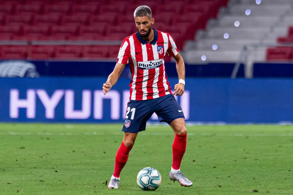 Yannick Carrasco ontwikkelt zich tot plan A bij Atlético
