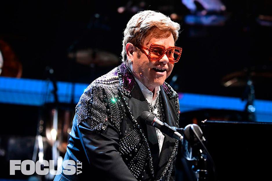 Le concert d'adieu d'Elton John à Anvers: les photos d'Étienne Tordoir