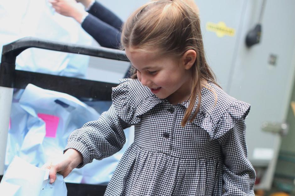 Charlotte de Cambridge fête ses 5 ans (en images)