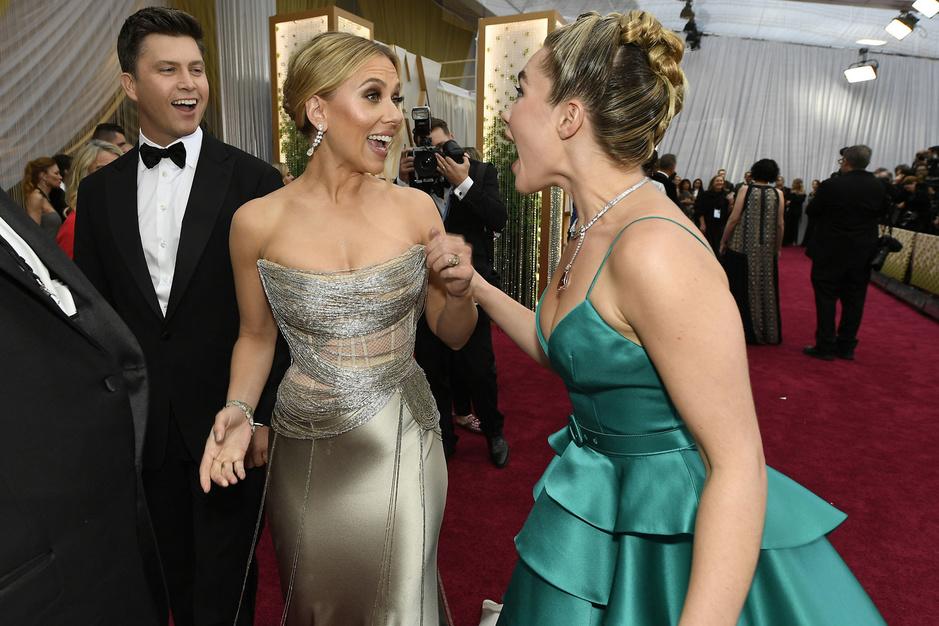 En images: les tenues les plus marquantes des Oscars 2020