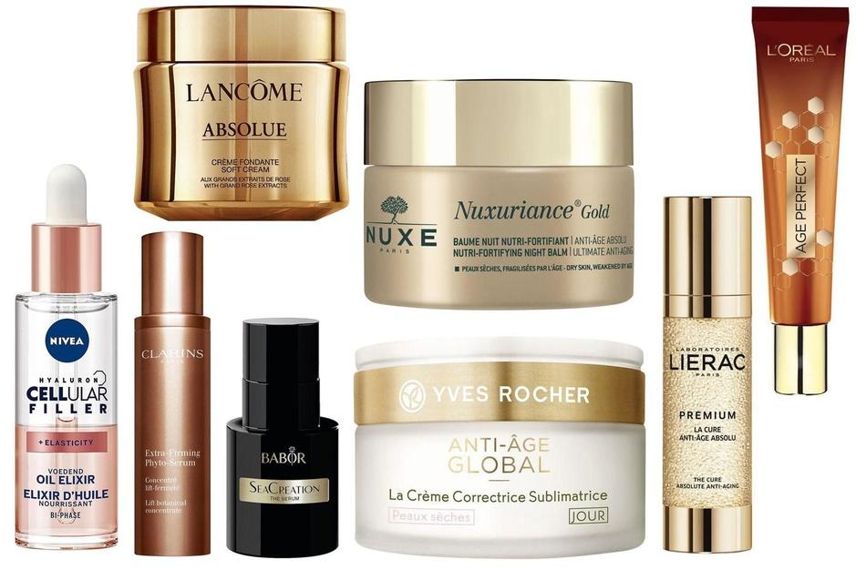Shopping beauté: 8 produits de soin à choisir en fonction de son âge... réel