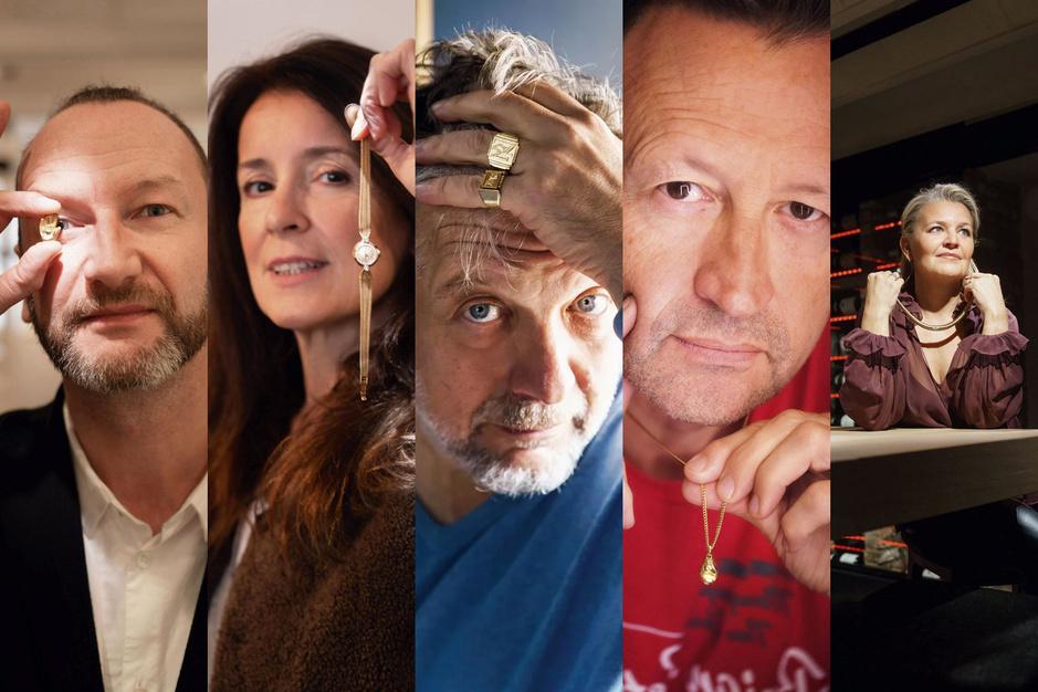 """Cinq personnalités évoquent leurs """"bijoux de famille"""""""