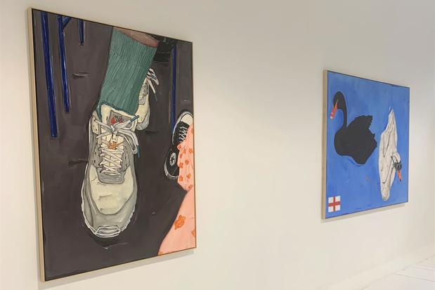 'The Platform' van VCRB Gallery zet opkomende artiesten in de kijker: 'We leggen geen exclusiviteit vast'