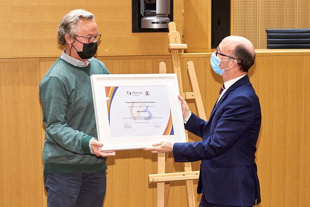 Music Fund récompensée d'un prix pour la Démocratie et les Droits de l'Homme
