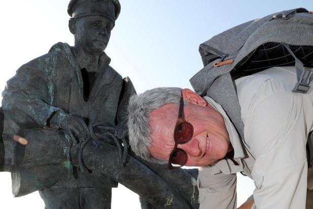 Bart Brackx stapt naar Santiago de Compostela: 800 km op wandel voor Ibis