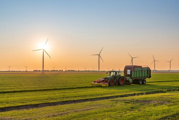 Le prix des terres agricoles encore en hausse