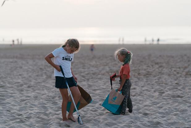 Neem deel aan de Beach CleanUp en krijg lekker eten als beloning