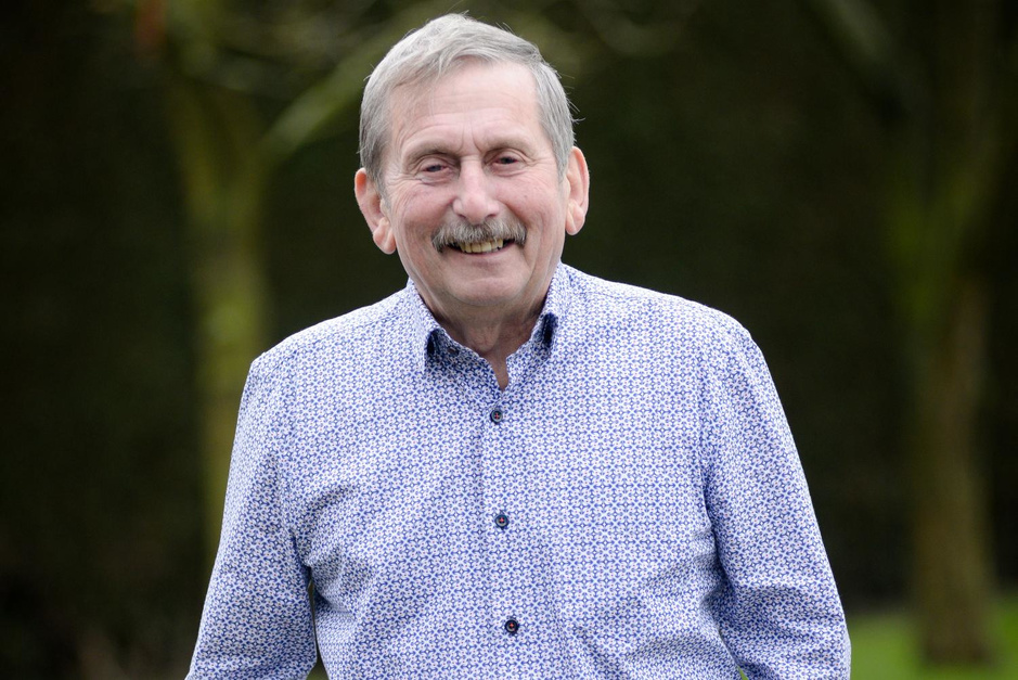 Georges Verhaeghe uit Waregem waagt zijn kans in The Voice Senior