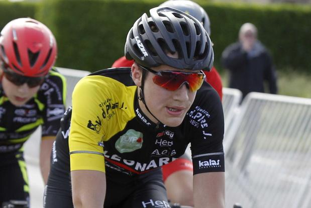Milan Kuypers (16) geniet van enkele weekjes rust