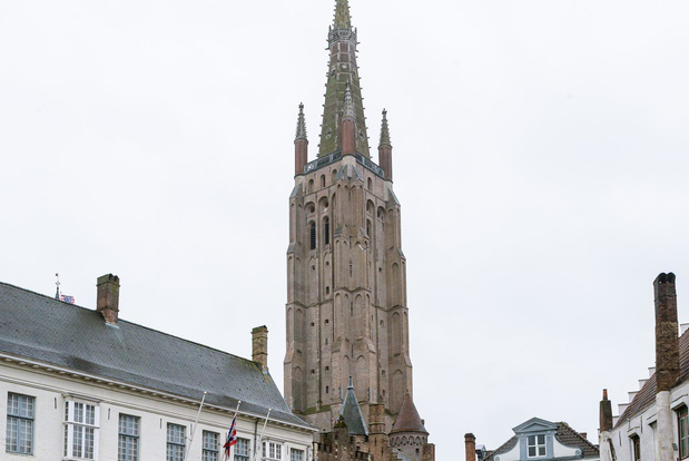 Vanaf lente 2020 betere ontsluiting en meer beleving in Brugse Onze-Lieve-Vrouwekerk