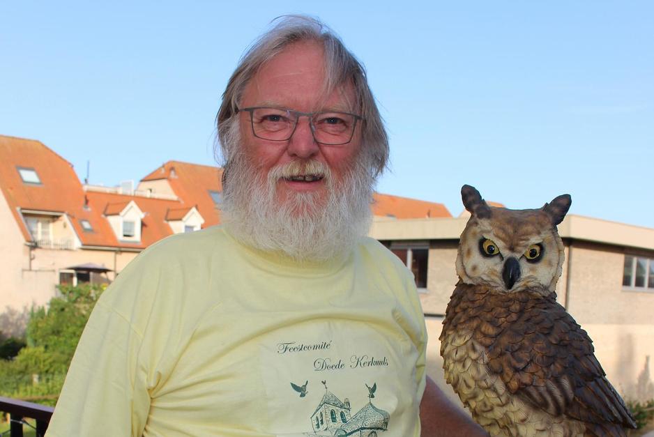 Dirk Saelens zet na 20 jaar punt achter acties voor het goede doel