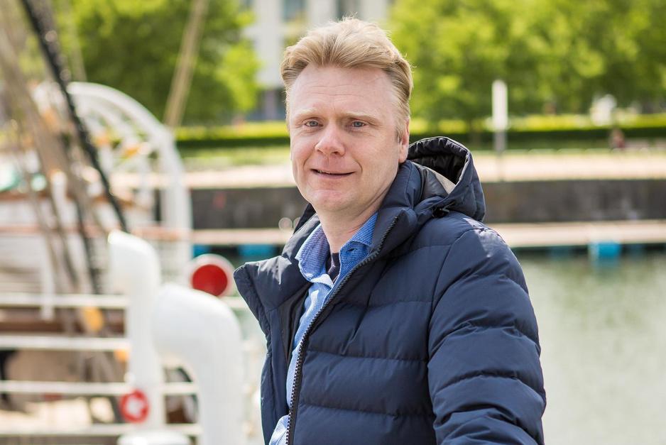 """Plopsalandbaas Steve Van den Kerkhof: """"Een pretpark is als een café"""""""
