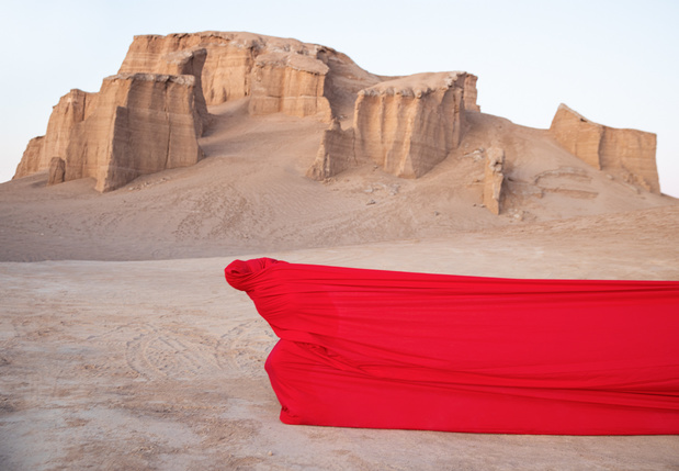 Expo: desolate dansers in Iran