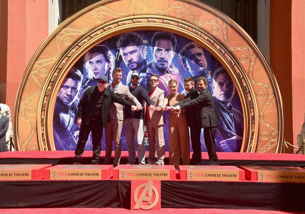 Les dix plus gros succès du box-office mondial, Avengers: Endgame en tête
