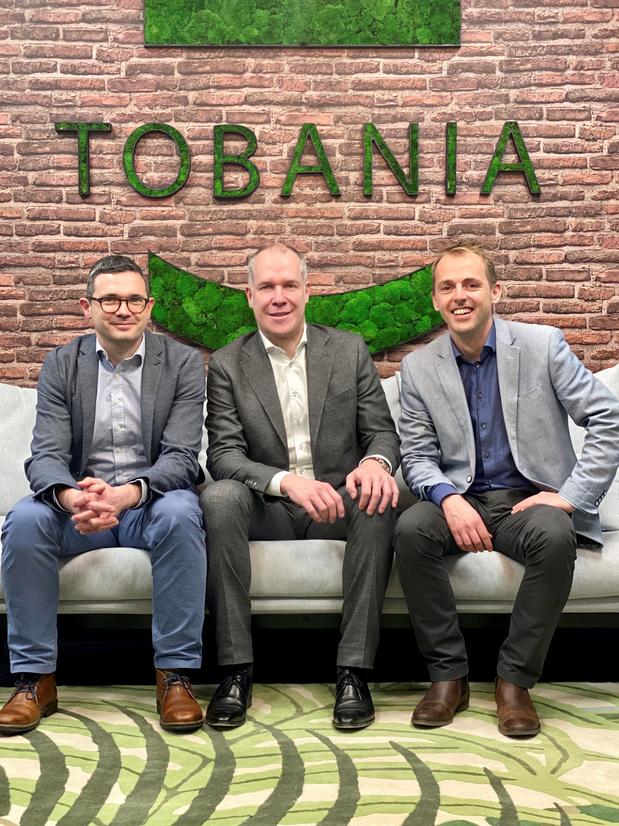 Tobania neemt Python Predictions over