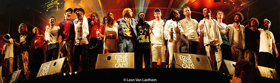 Couleur Café 2019: les photos du samedi