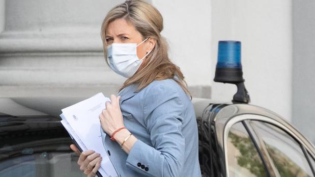 Loi pandémie: les projets de loi de Verlinden et Vandenbroucke repartent au Conseil d'État