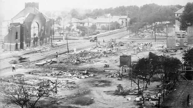 Cent ans après le massacre raciste de Tulsa, des rescapés témoignent