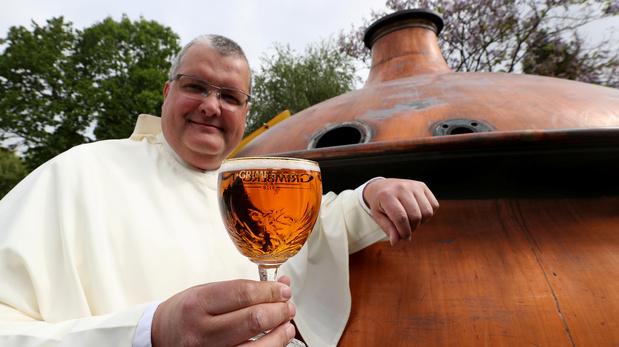 Après 200 ans, l'abbaye de Grimbergen brasse à nouveau sa bière