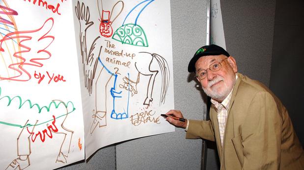 Décès de l'auteur de livres jeunesse Eric Carle, père de la célèbre chenille qui fait des trous