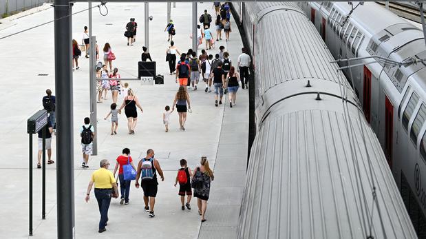 Des trains directs vers la Côte, avec places réservées: la SNCB lance le Côte Express