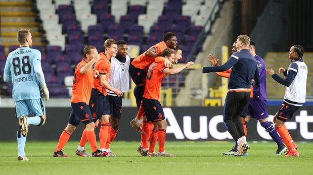 Le Club Bruges s'offre un 17e titre de champion de Belgique