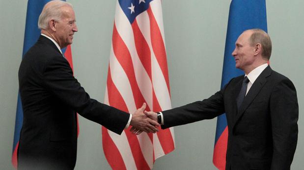 Moscou veut discuter avec Biden des droits humains et de l'assaut du Capitole