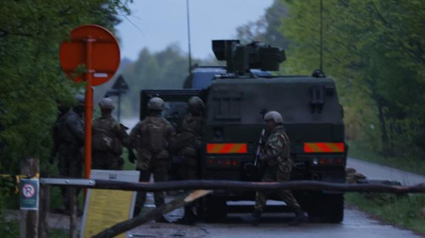 Chasse à l'homme en Flandre: vaste déploiement policier et militaire au parc national de la Haute Campine