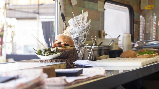 Première édition du Festifood, festival gastronomique organisé à Mons