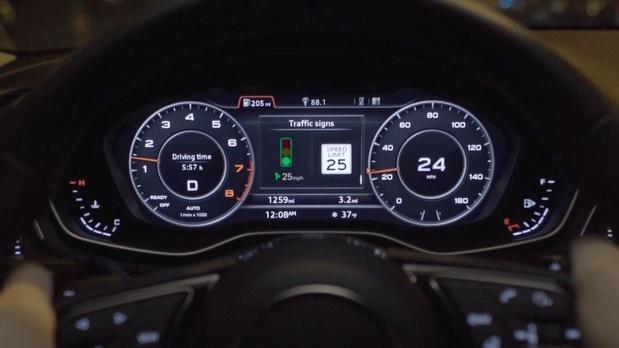 Audi gaat auto's en verkeerslichten op elkaar afstemmen