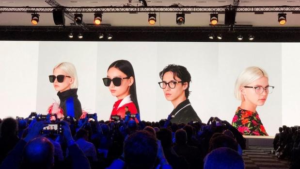 Huawei werkt aan slimme bril met spraakassistent
