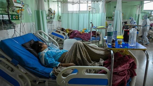 Inde: près de 4.000 décès dus au Covid-19 et 412.000 nouvelles contaminations en 24 heures