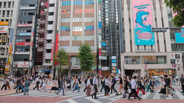 Covid: quelque 3.700 contaminations par jour à Tokyo