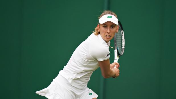 Wimbledon: Elise Mertens se qualifie facilement pour le troisième tour