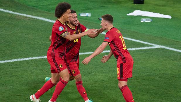 EURO 2021: la Belgique bat le Portugal 1-0