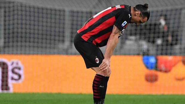 Blessé au genou, Zlatan Ibrahimovic doit finalement déclarer forfait pour l'Euro