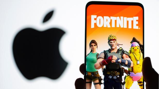 'Apple a empoché 100 millions de dollars grâce à Fortnite via l'App Store'