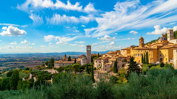 Dix raisons de visiter l'Ombrie, région perdue au coeur de l'Italie