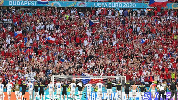 Covid: l'Euro 2021 à l'origine d'un rebond en Europe?
