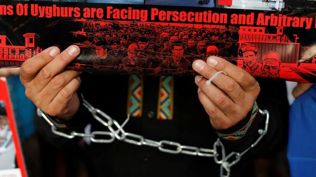 La reconnaissance du génocide des Ouïghours par la Chine en jeu au parlement