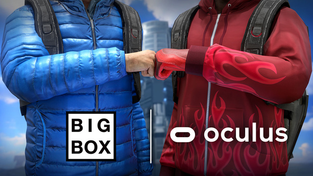 Facebook neemt virtual reality-bedrijf BigBox over