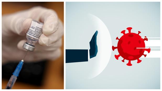 Covid: dans les pays vaccinés, les cas flambent mais pas la mortalité