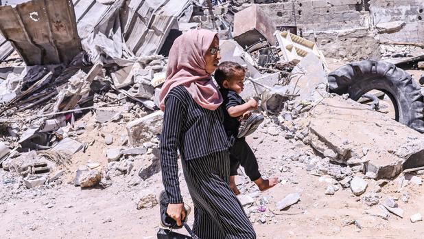 Gaza: 26 Palestiniens tués dans des frappes israéliennes, un chef du Hamas ciblé