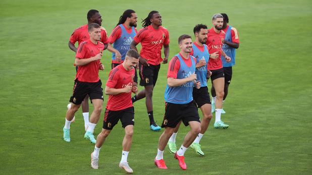 EURO 2021: Eden Hazard, Kevin De Bruyne et Jason Denayer absents à l'entraînement