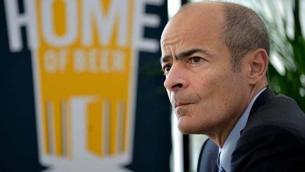 Carlos Brito quitte ses fonctions de CEO d'AB Inbev après 15 ans