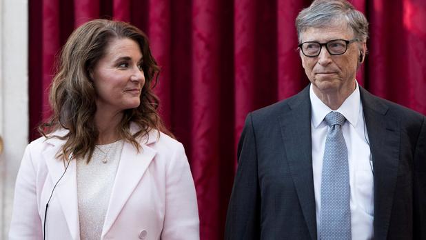 Divorce annoncé entre Bill et Melinda Gates après 27 ans de mariage